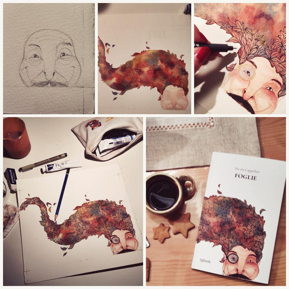 illustrazioni per copertine